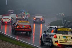 #142 Pixum Team Adrenalin Motorsport, BMW E90: Ioannis Smyrlis, Klaus-Dieter Frommer, Uwe Mallwitz,
