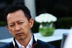 Yusuke Hasegawa, Hoofd van het Honda F1 Programma