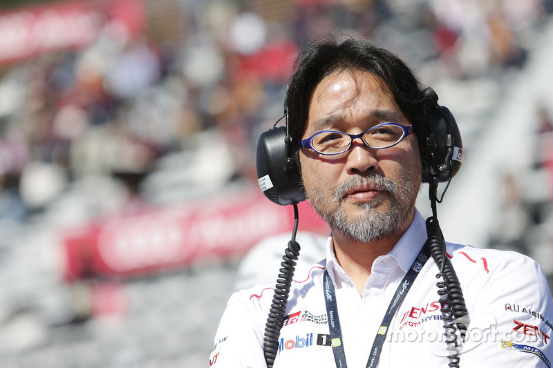 هيساتاكي موراتا، مُدير فريق تويوتا