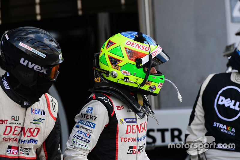 #6 Toyota Racing Toyota TS050 Hybrid: Mike Conway