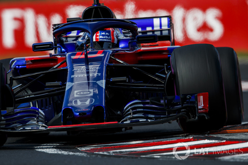 Gasly scores another big points haul for Toro Rosso