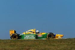 Riccardo Patrese, Benetton B192B Ford
