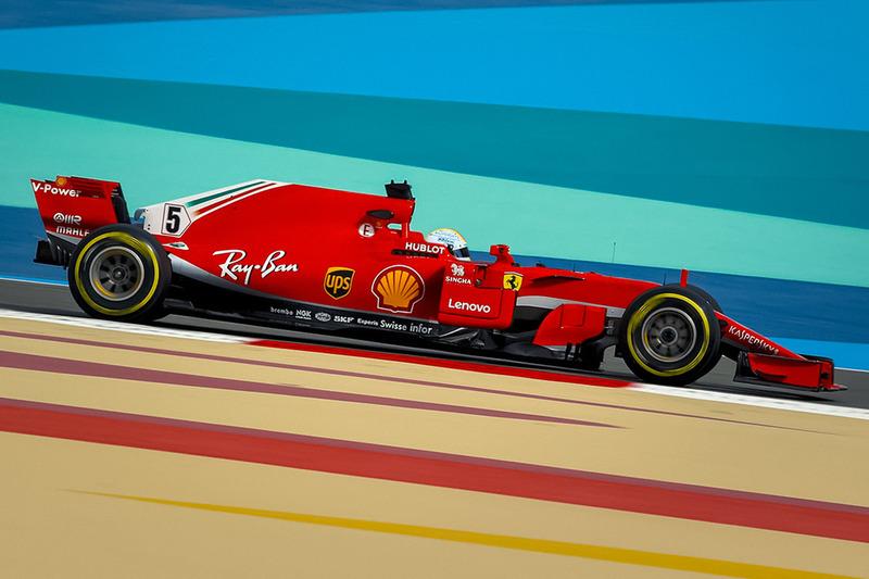 De Ferrari SF71H zonder halo