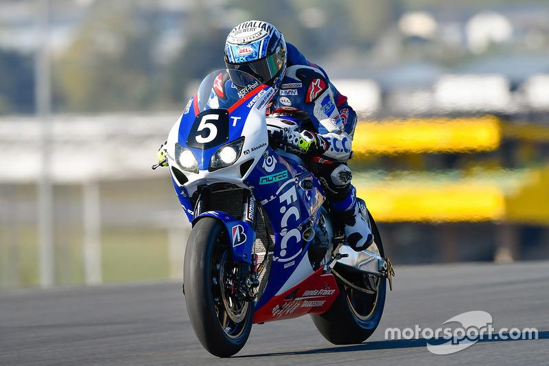 №5 Honda: Джош Хук