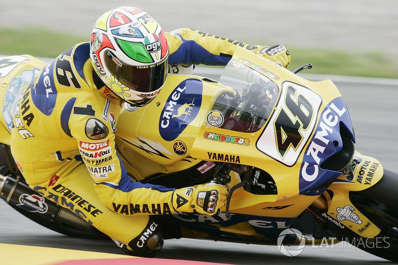 2006: Valentino Rossi, Yamaha YZR-M1