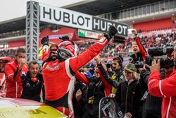 Race winner #360 Formula Racing Ferrari 488: Johnny Laursen