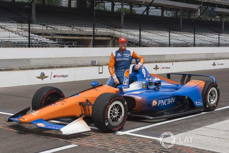 9. Scott Dixon, Chip Ganassi Racing, Honda