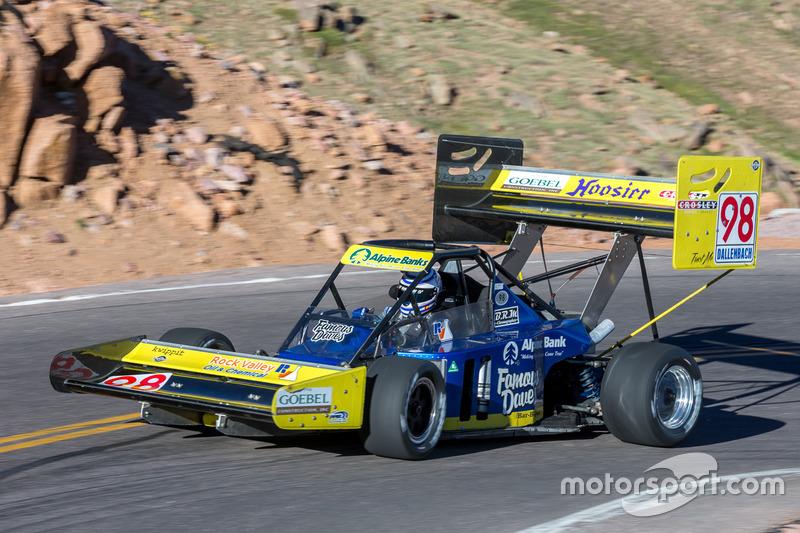 #98 Paul Dallenbach, PVA Dallenbach Special