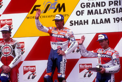 Podium: 1. Mick Doohan; 2. Daryl Beattie; 3. Alex Criville