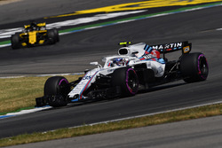 Sergey Sirotkin, Williams FW41