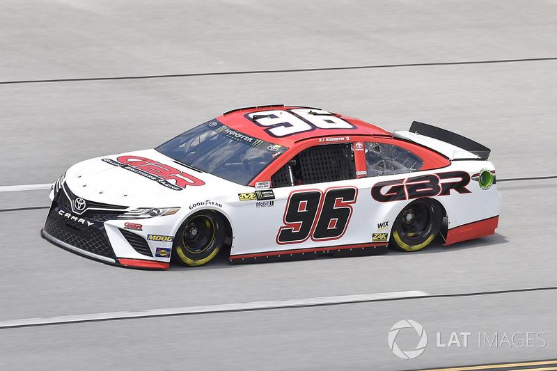 31. D.J. Kennington, Gaunt Brothers Racing, Toyota Camry Gaunt Brothers Racing