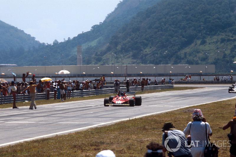 1978. Жакарепагуа. Переможець: Карлос Ройтеманн, Ferrari 312T2