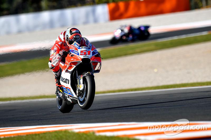 9. Michele Pirro, Ducati Team