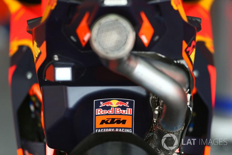 Мотоцикл Red Bull KTM Factory Racing