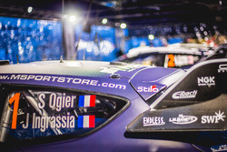 Расположение команды M-Sport Ford