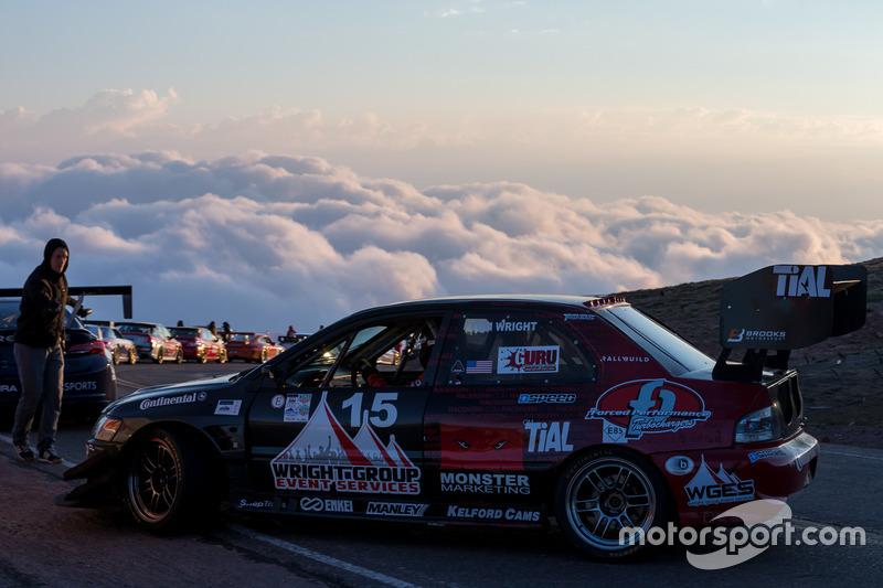 #15 Mitsubishi Evo 8: Томмі Райт