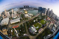 Vista aérea del circuito