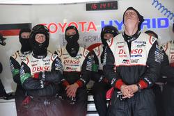 Члени команди Toyota Gazoo Racing