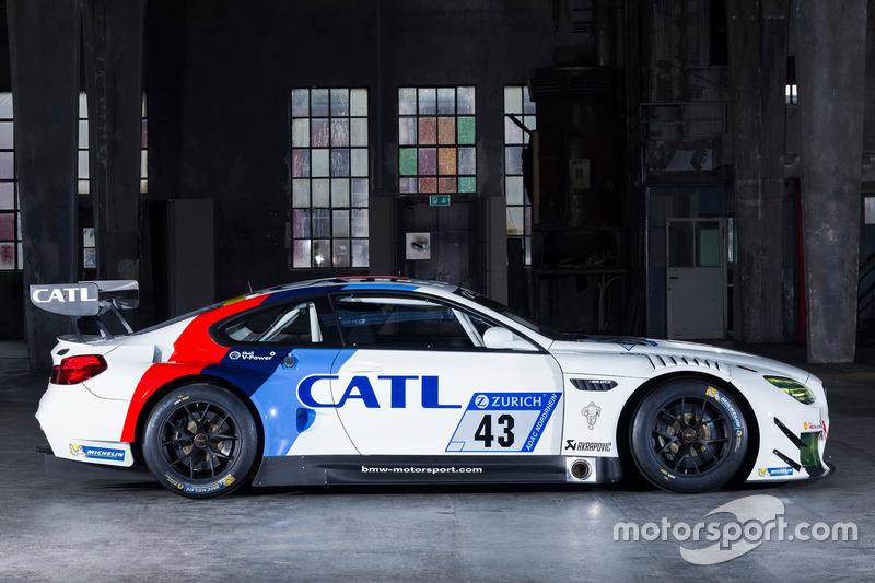 BMW Team Schnitzer decoración