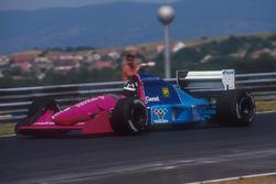 Damon Hill, Brabham BT60B Judd