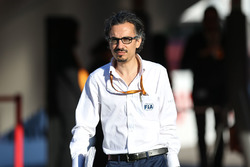 Laurent Mekies, FIA Safety Director