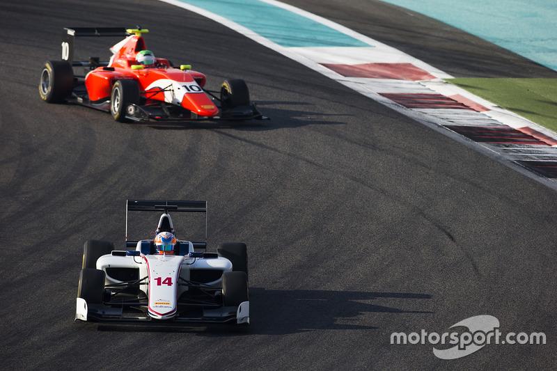 Tarun Reddy, Koiranen GP, Leonardo Pulcini, Arden International