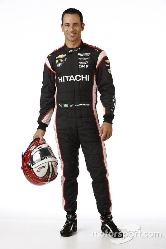 3. Еліо Кастроневес, Team Penske Chevrolet