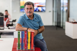 Rainer Schlegelmilch, au bureau de Motorsport Network