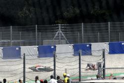 Crash, Miguel Oliveira, Red Bull KTM Ajo