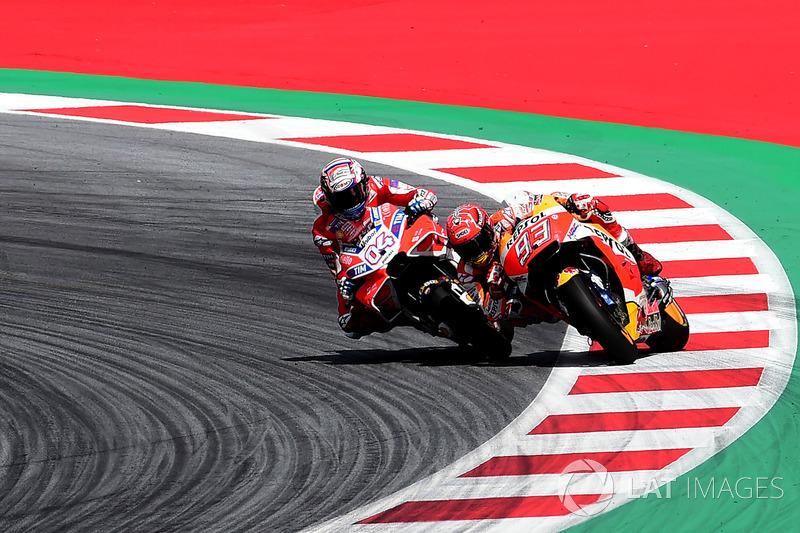 3. Переможець Гран Прі Італії 2017 року: Андреа Довіціозо, Ducati Team