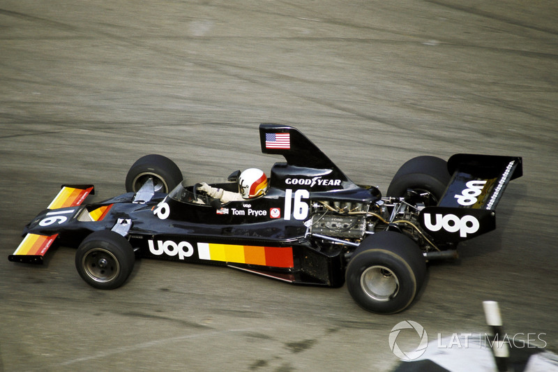 Tom Pryce, Shadow DN5