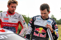 Andreas Mikkelsen, Citroën World Rally Team, Sébastien Ogier, M-Sport