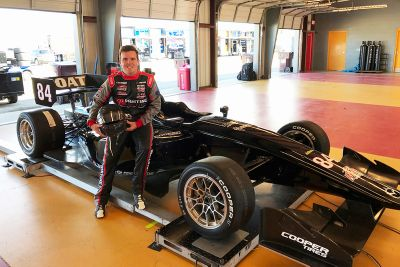Объявление состава команды Belardi Auto Racing