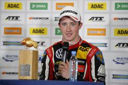 Press Conference, Joel Eriksson, Motopark Dallara F317 - Volkswagen