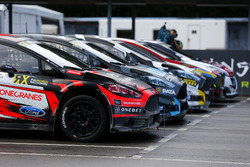 Rallycross-Autos