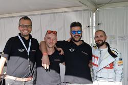 Il team di Andrea Farina e Giuliano Daniele