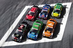 Audi Sport, ливреи DTM 2017 года