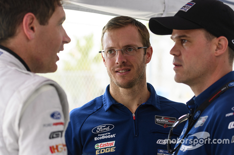 Dirk Müller, Sébastien Bourdais, Ford Performance Chip Ganassi Racing