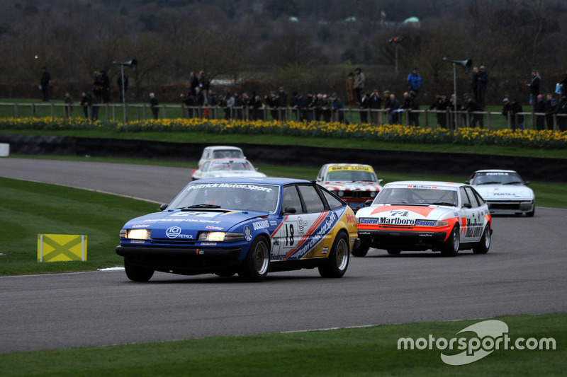 Gerry Marshall Trophy, Tom Kristensen, Rover
