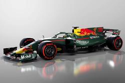 Можлива ліврея Aston Martin Red Bull Racing