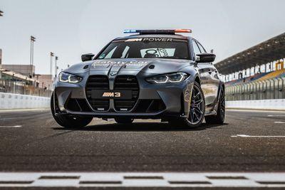 BMW MotoGP SafetyCars