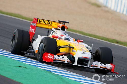 Test en décembre à Jerez
