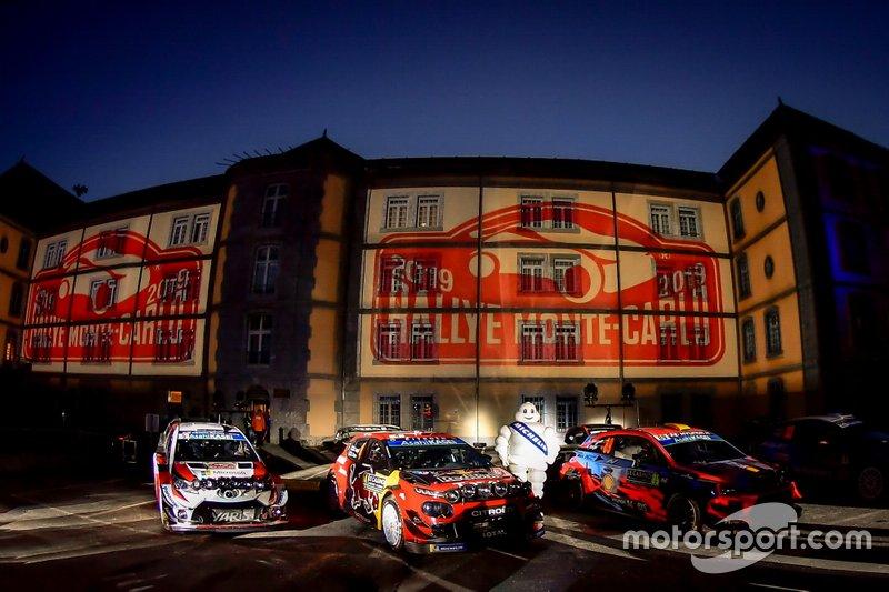 Les voitures à Monte-Carlo
