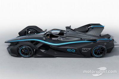 Apresentação Mercedes-Benz EQ Silver Arrow 01