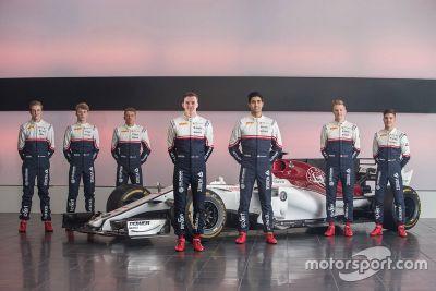 Ankündigung des Sauber Junior Teams