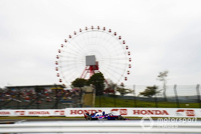 10. Brendon Hartley, Toro Rosso STR13