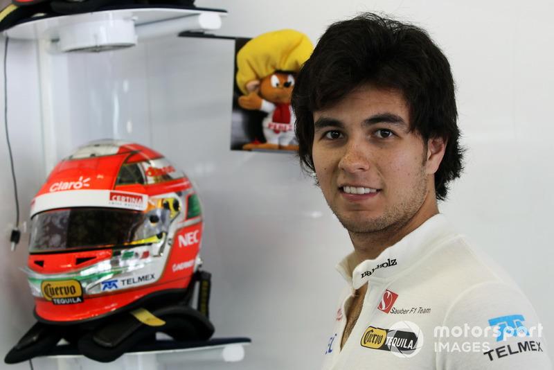 Серхио Перес (2011)