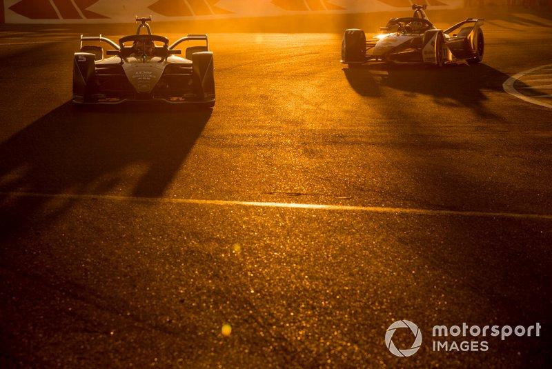 Stoffel Vandoorne, HWA Racelab, VFE-05 Lucas di Grassi, Audi Sport ABT Schaeffler, Audi e-tron FE05