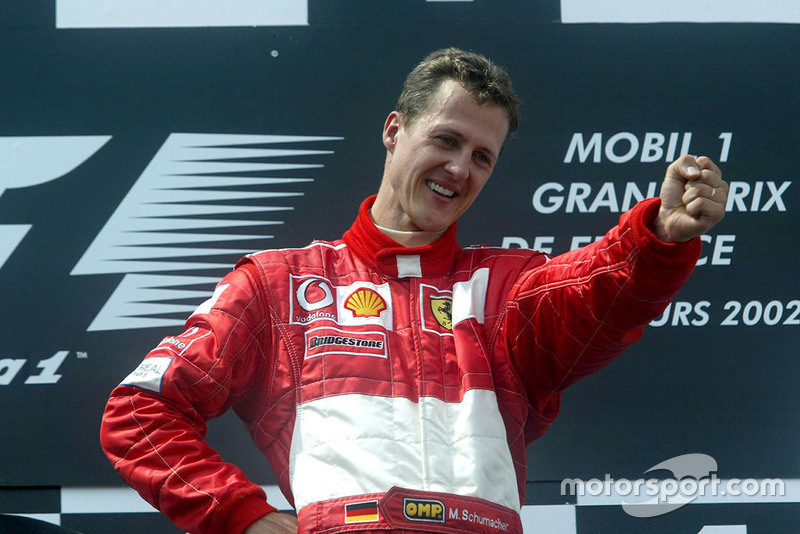 Michael Schumacher - 7 wereldtitels