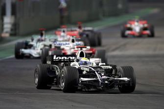 Нико Росберг, Williams FW30